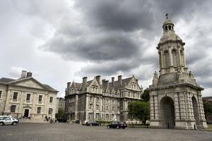 Trinity College Dublin is the highest-rated Irish university in these rankings