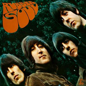 Rubber Soul, by The Beatles.