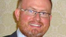 Diarmuid Fitzgerald, member of the executive of the INTO LGBT group.