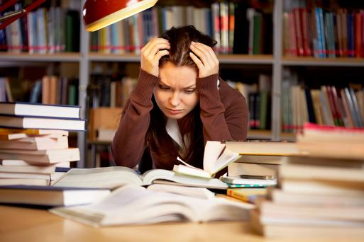 Moving from Higher Level to Ordinary Level can be a stressful decision.