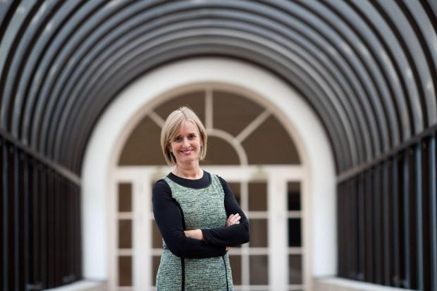 Patrice Twomey: 'Perspective is important at this time and, as a parent, you are best placed to put context around this much-hyped week'. Photo: Sean Curtin.