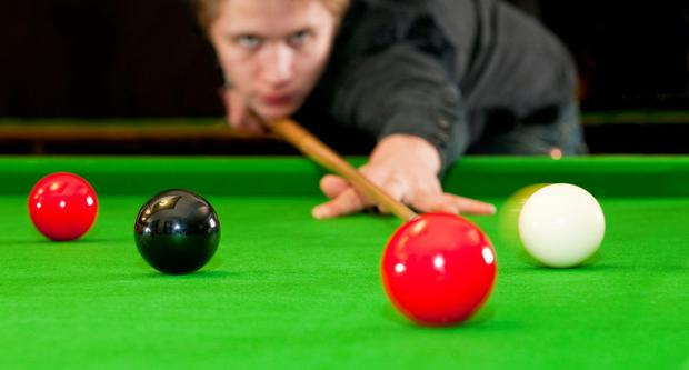 Snooker at Maynooth