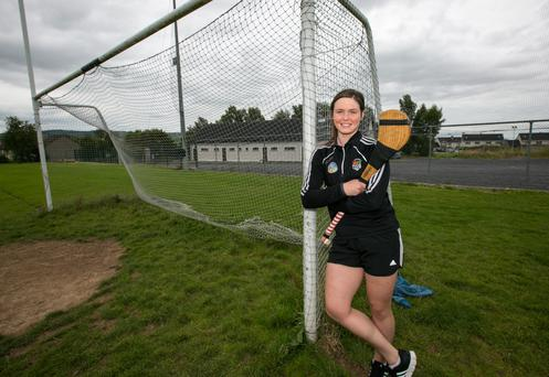Chloe Morey : 'You might go into the wrong course at the start, or you mightn't get your course, but everything happens for a reason.' BRIAN GAVIN