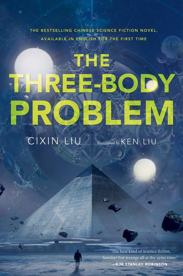 The Three-body Problem, by Liu Cixin