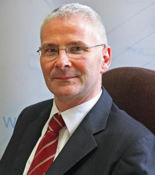 Aidan Farrell is the Chief Executive Officer of the State Examinations Commission.
