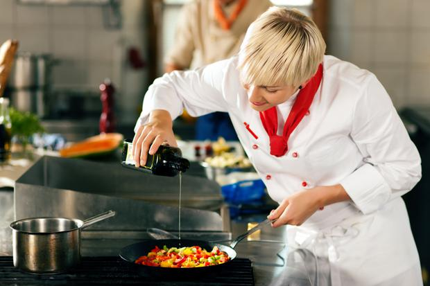 For the love of food: Two-year Commis chef apprenticeships will lead to a Level 6 qualification