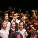 Participants in the Music Generation Sligo Gala Concert 2018