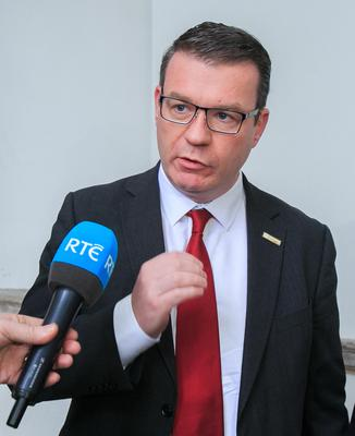Labour TD Alan Kelly. Picture: Collins