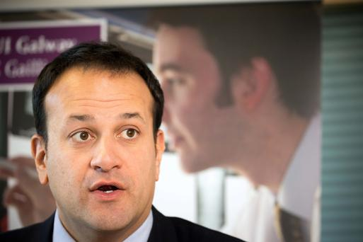 Leo Varadkar. Photo: James Connolly