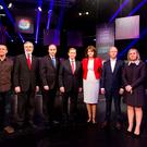 The RTE General Election debate. Photo: FusionShooters