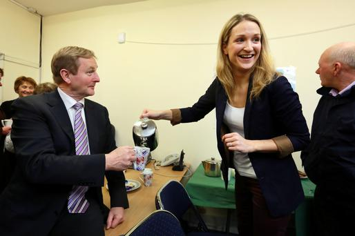 Helen McEntee. Photo: Frank McGrath