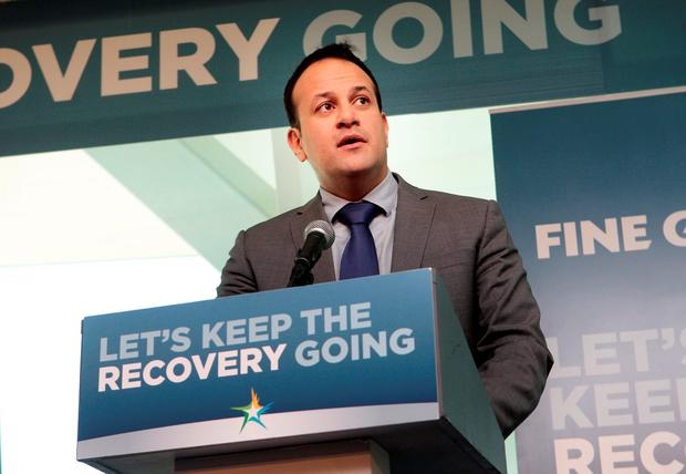 Health minister Leo Varadkar. Photo: Tom Burke