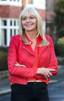 RTÉ 'Prime Time' presenter Miriam O'Callaghan. Photo: Damien Eagers