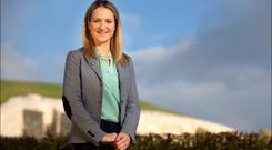 HEAVY PRICE: 'It has got to the stage where pride is giving way to anger,' says Helen McEntee. Photo: David Conachy