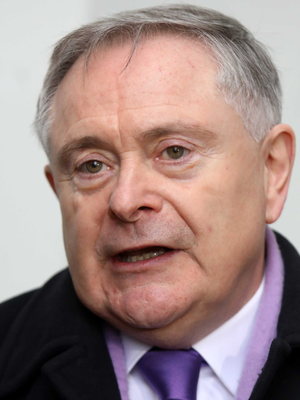 Brendan Howlin has resigned as leader of Labour