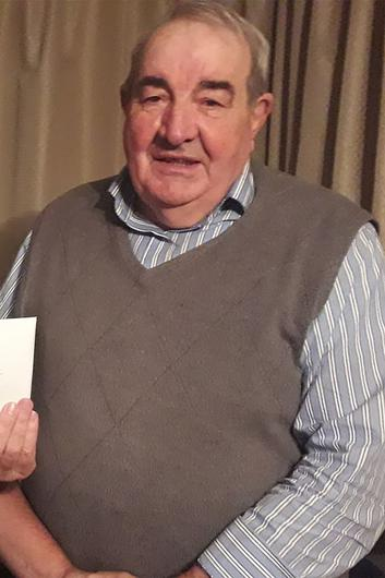 Fr Con Cronin, who died in a fatal road traffic accident in Monkstown, Cork