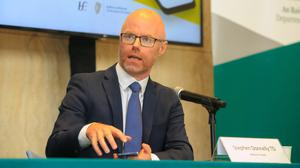 Health Minister Stephen Donnelly and his cabinet colleagues need to improve their communication methods, says former Edelman CEO Hugh Gillanders
