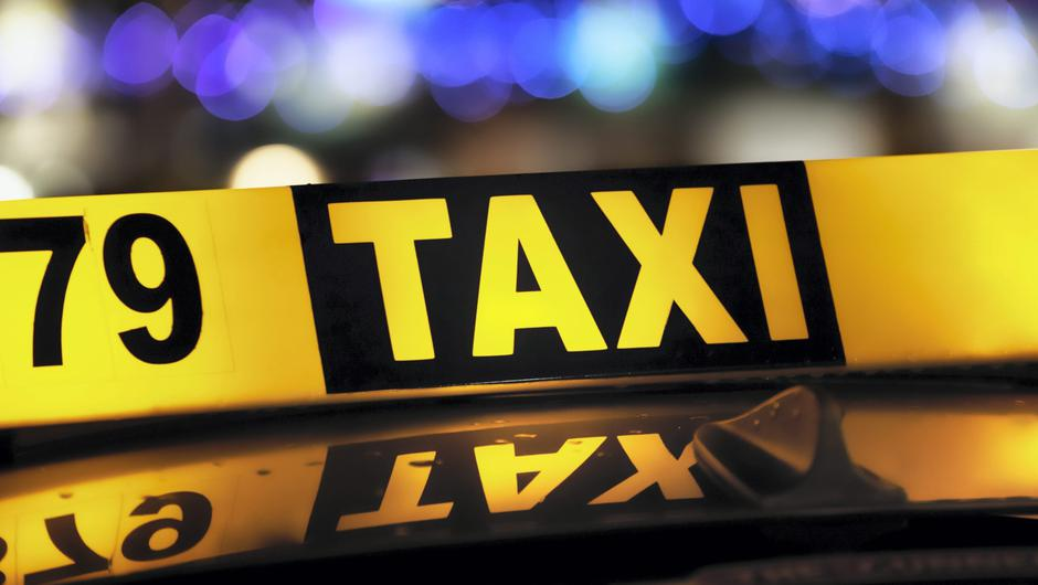 Stock image. Gardaí received a report that two males, who were passengers in the taxi, had allegedly attacked the driver and stolen the vehicle.