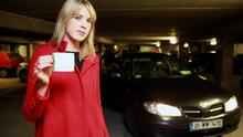 Jane Last is not happy at a massive increase in her insurance premium. Picture: Arthur Carron