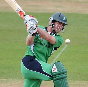 Cricket Ireland said John Mooney had been instructed to delete the message by chief executive Warren Deutrom