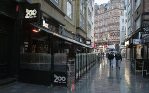 The Zoo nightclub in London's Leceister Square