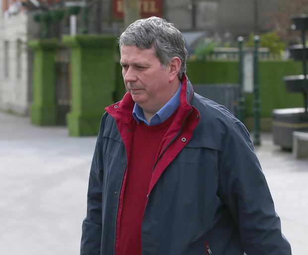 County councillor Mark Dalton admitted stealing €200,000