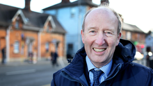 Tourism Minister Shane Ross believes falling sterling may deter British visitors. Photo: Steve Humphreys