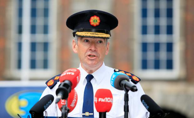 The chief executive of the Mental Health                   Commission, John Finnerty has sought a meeting with                   Garda Commissioner Drew Harris (pictured) about the                   matter. Photo: Gareth Chaney