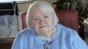 Anne Kelly (86) from Ashbourne Co Meath, is housebound and on a list to be vaccinated by the National Ambulance Service
