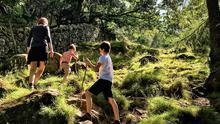 Children with active parents are five times more likely to be active adults