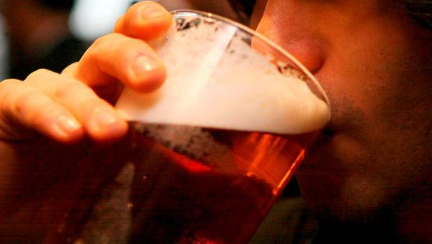 'Despite the stark claims of the public health lobby, the current recommended alcohol limits seem unrealistically low.' Stock photo: PA