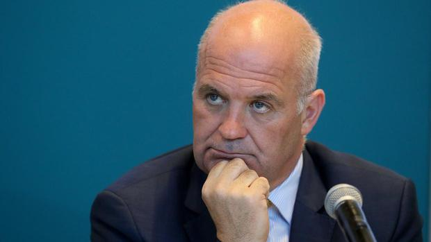 Ireland's chief medical officer Dr Tony Holohan. Photo by: Brian Lawless/PA