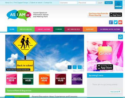 The new online resource for teenagers with autism