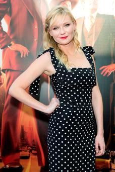 Kirsten Dunst suffers from IBS