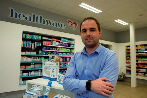 Pharmacy owner: Shane O'Sullivan
