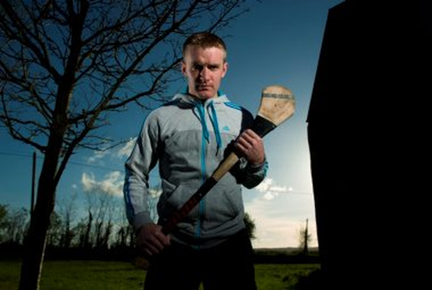 ON THE MEND: Tipperary star Noel McGrath says that getting the all-clear for cancer is better than winning the All-Ireland