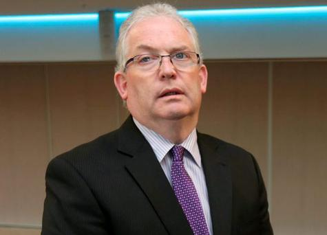 HSE director general Tony O'Brien. Photo: Damien Eagers