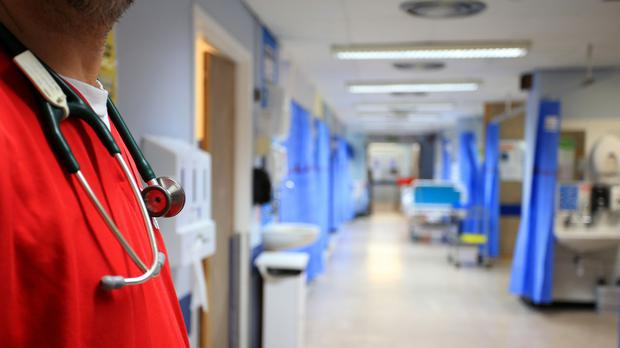 'A third inspection of the acute psychiatric unit in Tallaght Hospital in Dublin showed five children were admitted' Stock image: PA Wire