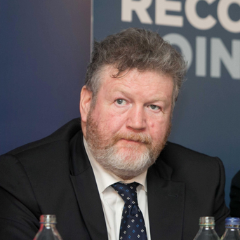 Former Health Minister James Reilly. Photo: Collins
