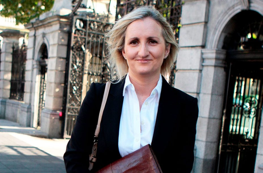 Earlier this week, Dr Sharon Sheehan, the master of the Coombe hospital in Dublin, warned of a staffing crisis. Photo: Tom Burke