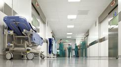 One Irish hospital continued the invasive and brutal treatment until the 1990s (Stock photo)