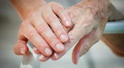 Pensioners also accounted for most of the 27 patients suffering complications of the virus admitted to hospital critical care units in the first week of the year. (Stock image)