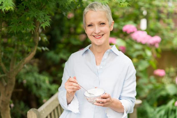 Nutritionist Jane Clarke believes you can make a difference for people suffering with Alzheimer's with the help of food. Photo: Andrew Crowley