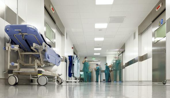 Hospitals countrywide are uncertain of how much work can reopen while the state of the roads will influence the restart of community services. Stock image