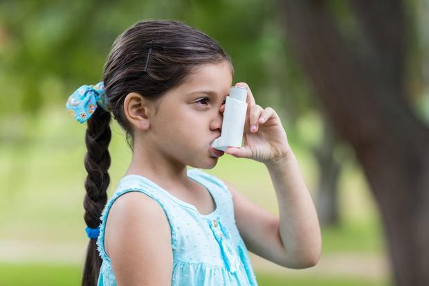 Children can develop asthma at a later age