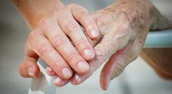 The extra homecare packages which will be unveiled in the HSE's winter plan today. Stock image