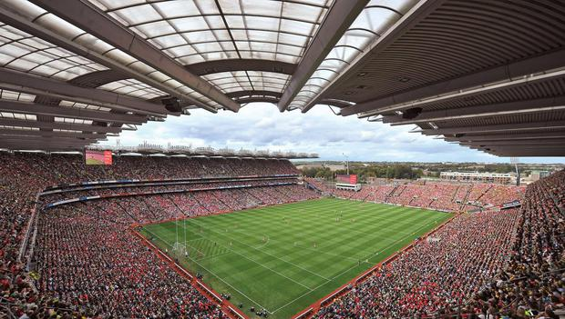 The All-Ireland finals should see fans return later this year
