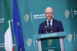 Health Minister Stephen Donnelly announced a deal has been struck with 16 private hospitals who will make available 30pc of their overall capacity. (Julien Behal Photography/PA)