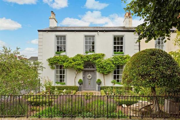The house in Clontarf