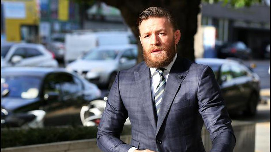 Conor McGregor recently bought The Marble Arch pub